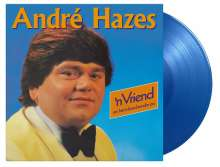 André Hazes: 'n Vriend (180g) (Limited Numbered Edition) (Blue Vinyl), LP