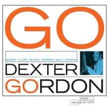 Dexter Gordon (1923-1990): Go! (180g), LP