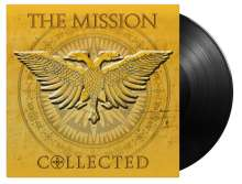 The Mission: Collected (180g) (Limited Numbered Edition) (+ Bonus LP), 3 LPs