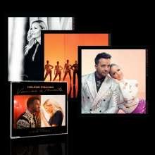 Helene Fischer Feat. Luis Fonsi: Vamos A Marte (Limited Fanbundle) (CD-Single + 3 Artprints), Single-CD