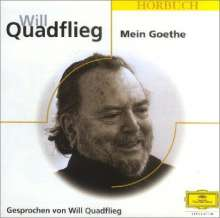 Will Quadflieg - Mein Goethe, CD