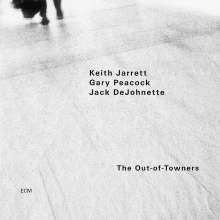 Keith Jarrett (geb. 1945): The Out-Of-Towners: Live 2001, CD