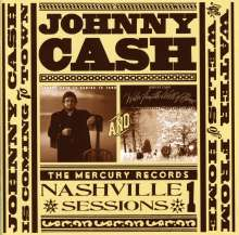 Johnny Cash: Johnny Cash Is Coming To Town / Water From The Wells Of..., CD