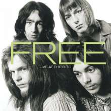 Free: Live At The BBC, 2 CDs
