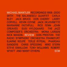 Michael Mantler (geb. 1943): Review, CD