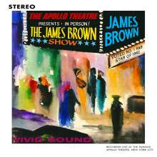 James Brown: Live At The Apollo 1962, CD