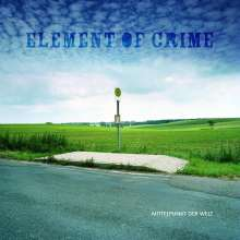 Element Of Crime: Mittelpunkt der Welt, CD