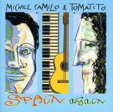 Michel Camilo & Tomatito: Spain Again, CD