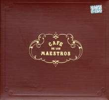 Cafe De Los Maestros, 2 CDs