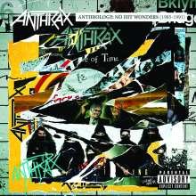 Anthrax: Anthrology: No Hit Wonders 1985 - 1991, 2 CDs