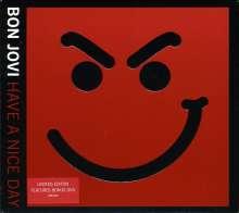 Bon Jovi: Have A Nice Day + Dvd, CD