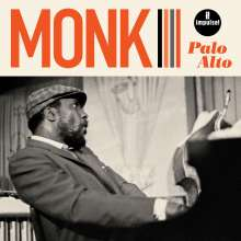 Thelonious Monk (1917-1982): Palo Alto (Live At Palo Alto High School, CA 1968), CD