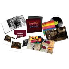 """The Band: Stage Fright (50th Anniversary Super Deluxe Boxset), 1 LP, 2 CDs, 1 Blu-ray Disc und 1 Single 7"""""""