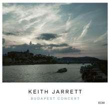 Keith Jarrett (geb. 1945): Budapest Concert, 2 LPs