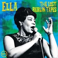 Ella Fitzgerald (1917-1996): The Lost Berlin Tapes, 2 LPs