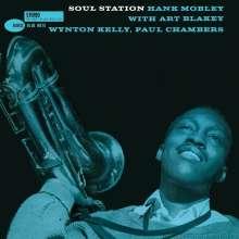 Hank Mobley (1930-1986): Soul Station, LP