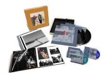 Charles Lloyd (geb. 1938): 8: Kindred Spirits (Live From The Lobero Theatre) (Super Deluxe Box Set), 3 LPs, 2 CDs und 1 DVD