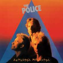 The Police: Zenyatta Mondatta (180g), LP