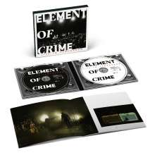 Element Of Crime: Live im Tempodrom (Limited Deluxe Edition), 2 CDs