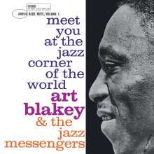 Art Blakey (1919-1990): Meet You At The Jazz Corner Of The World Vol. 1 (180g), LP