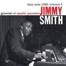 Jimmy Smith (Organ) (1928-2005): Groovin' At Smalls' Paradise Volume 1 (180g), LP