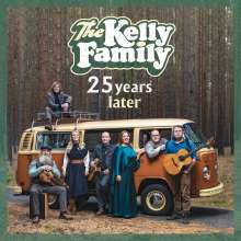 The Kelly Family: 25 Years Later, CD