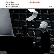 Carla Bley (geb. 1938): Life Goes On, CD
