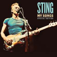 Sting: My Songs (Special Edition), 2 CDs