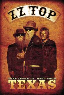 ZZ Top: That Little Ol' Band From Texas, DVD