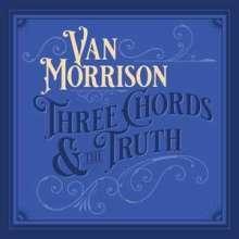 Van Morrison: Three Chords & The Truth (Silver Vinyl) (+Lithographie) (exklusiv für jpc!), 2 LPs
