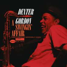 Dexter Gordon (1923-1990): A Swingin' Affair (180g), LP