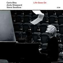 Carla Bley (geb. 1938): Life Goes On, LP