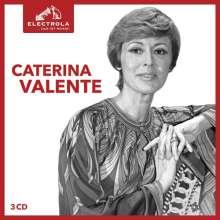Caterina Valente: Electrola... Das ist Musik!, 3 CDs