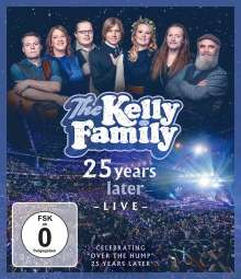 The Kelly Family: 25 Years Later - Live, Blu-ray Disc