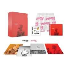 Justin Bieber: Changes (Fan-Box), 1 CD und 1 Merchandise