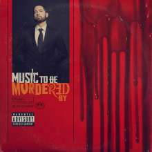 Eminem: Music To Be Murdered By, CD