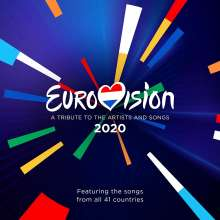 Eurovision 2020: A Tribute To The Artists And Songs, 2 CDs