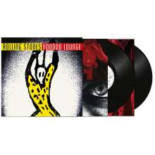 The Rolling Stones: Voodoo Lounge (remastered) (180g) (Half Speed Master), 2 LPs