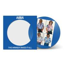 Abba: The Winner Takes It All (Limited Edition) (Picture Disc), Single 7""