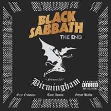 Black Sabbath: The End: Live In Birmingham (180g) (Blue Vinyl), 3 LPs