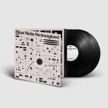 Blue Note Re:imagined, 2 LPs