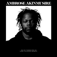 Ambrose Akinmusire (geb. 1982): On The Tender Spot Of Every Calloused Moment, CD
