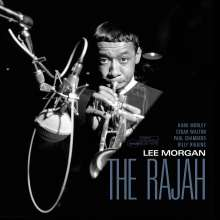 Lee Morgan (1938-1972): The Rajah (Tone Poet Vinyl) (180g), LP