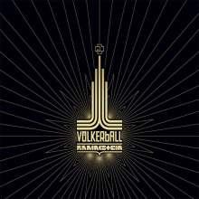 Rammstein: Völkerball (CD-Package), 1 CD und 1 DVD