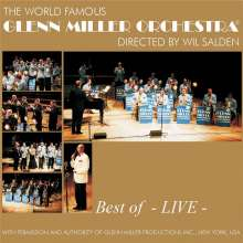 Glenn Miller (1904-1944): The Best Of Glenn Miller - Live, CD