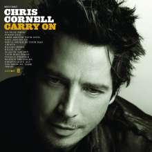 Chris Cornell (ex-Soundgarden): Carry On, CD