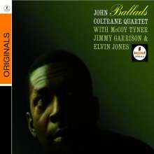 John Coltrane (1926-1967): Ballads (Originals), CD