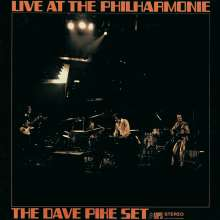 Dave Pike (1938-2015): Live At The Philharmonie - Berliner Jazztage 1969, CD