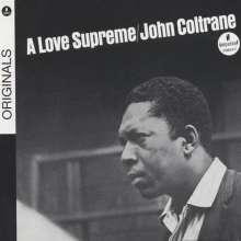 John Coltrane (1926-1967): A Love Supreme (Originals), CD