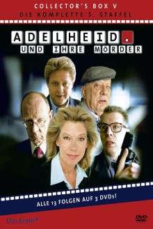 Adelheid und ihre Mörder Staffel 5, 3 DVDs